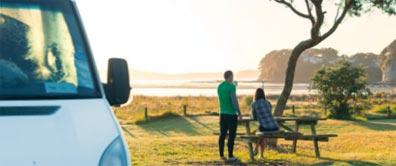 »22-tägige Wohnmobilreise durch Neuseeland«