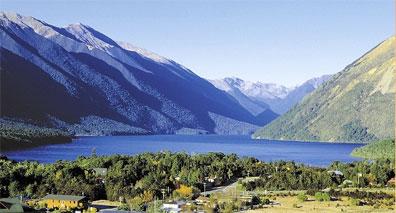 »St.Arnaud, Nelson Lakes Nationalpark - Neuseeland aktiv«