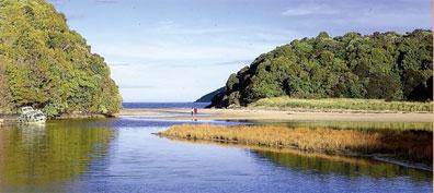 »Reise nach Stewart Island - Neuseeland für Genießer«