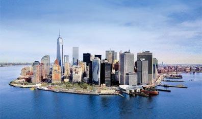 »Die Weiten Amerikas - von Küste zu Küste: New York City«
