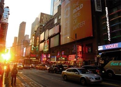 »Glanzpunkte im Nordosten: New York City Reise«