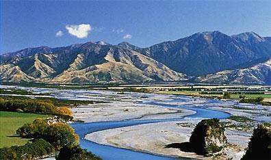 »New Zealand Splendour ab Auckland bis Christchurch«