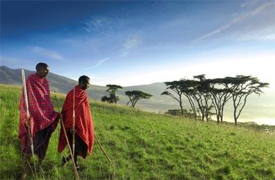 »Faszination Ngorongoro - Große Tansania Safari«
