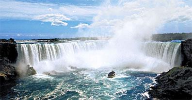 »Der Klassiker Ostkanada: Niagara Fälle«