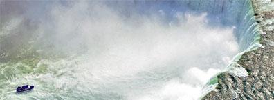 »Eastern Canada: Besuch der gigantischen Niagarafälle«