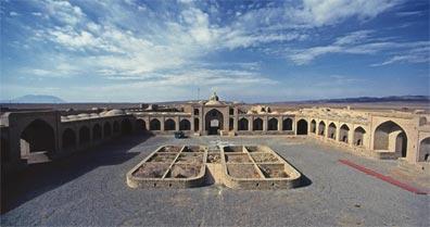 »Karawanserei Miyandasht in der Provinz Semnan«