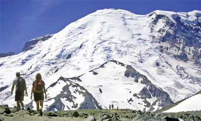 » Nordwesten entdecken: Mount Rainier Nationalpark «
