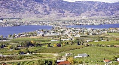 »Mächtige Rockies & Charmante Küste: Okanagan Valley«
