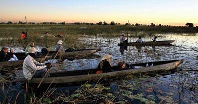 »Okavango-Delta, Chobe & Victoria Fälle«