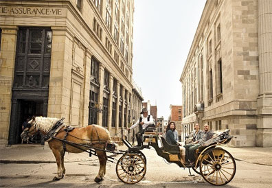 »Eastern Canada Mietwagenreise: Old Montréal«