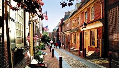 »Glanzpunkte im Nordosten: Reise nach Philadelphia«