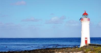 »Traumküsten und Tierparadiese auf eigene Faust: Port Fairy«