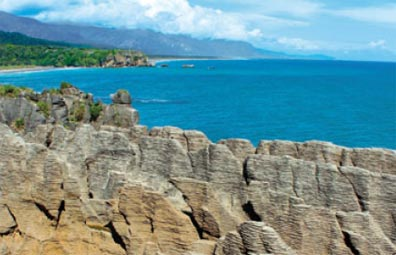 » Best of the South Island: Punakaiki - Pancake Rocks «