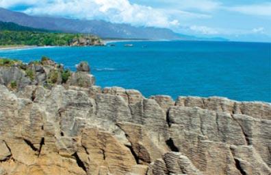 »Best of the South Island: Punakaiki - Pancake Rocks«
