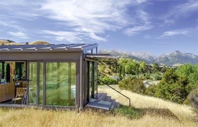 »Neuseeland natürlich entdecken: PurePod Kaikoura«