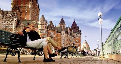 »USA - Kanada - Ostküste: Reise nach Quebec City«