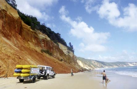 »Dein Australien Abenteuer: Rainbow Beach«