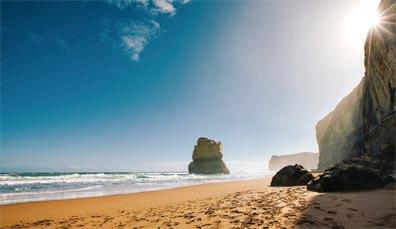 »Naturparadiese und Weltstädte: Great Ocean Road«