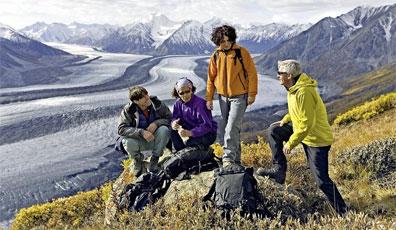 »Highlights Alaska & Yukon: Kluane Nationalpark«