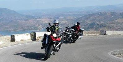»Motorradreise Südafrika: Karoo - R62 - Garden Route«