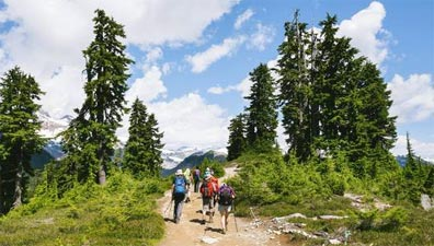 »Wanderreise durch die schönsten Nationalparks«