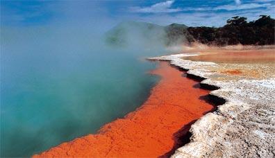 »Große Neuseeland Rundreise: Ausflug nach Rotorua«