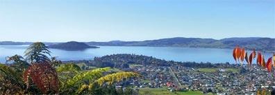 »Naturwunder Neuseelands: Reise nach Rotorua«
