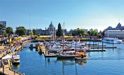 »The Canadiana: 21 Tage Reise ab Toronto / bis Vancouver«