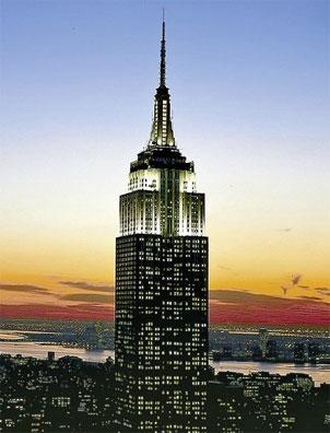 »Eastcoast Explorer: New York, Empire State Building«