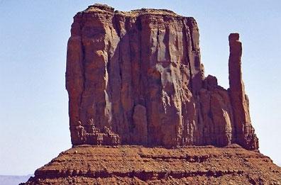 »Reise ins Monument Valley - Im Aufregenden Westen«