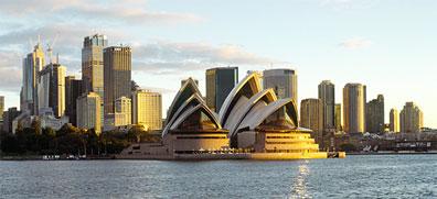 »Inselflair und Weltstadtzauber: Australien Sydney Oper«