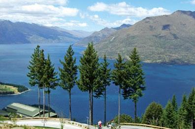 »Neuseeland Rundreise für Genießer: Lake Wakatipu«