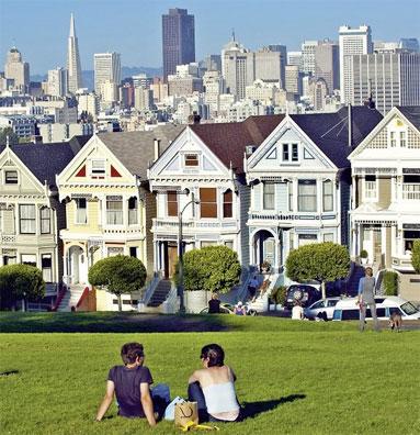 »Reise nach San Francisco - Metropolen des Westens«