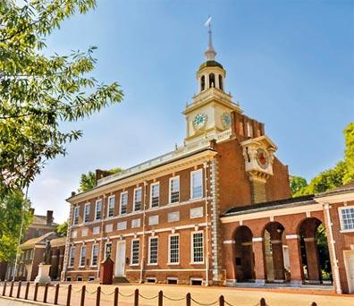»Rundreise USA Oststaaten: Reise nach Philadelphia«