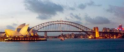 »Australien: Reise nach Sydney, Harbour Bridge und Oper«