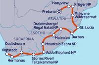 »Roadtrip durch Südafrika«