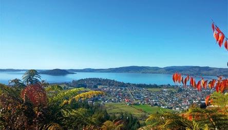 »Reise nach Neuseeland für Naturfreunde: Rotorua«
