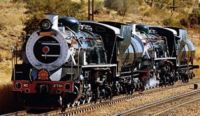 »Südliches Afrika Zugreise Rovos Rail - The Pride of Africa«