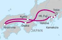 »Rucksackreise durch Japan«