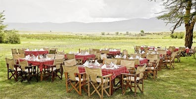 » Start in den Tag am Ngorongoro Krater «