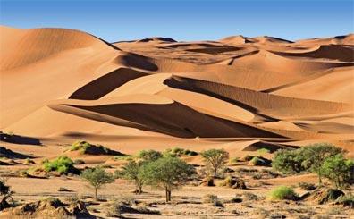 »Rundreise Namibia - Entdeckertour mit Lüderitz«