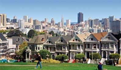 »Klassischer Westen: Reise nach San Francisco«