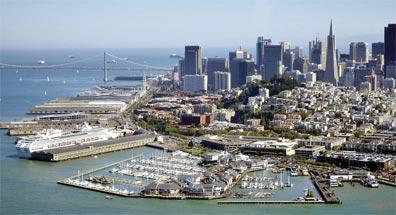 »Durch die Rockies zum Pazifik: Reise nach San Francisco«
