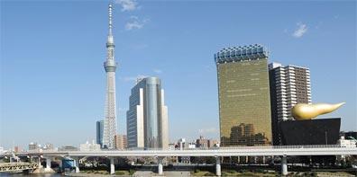 »Japan für Liebhaber: Skytree Tokio«
