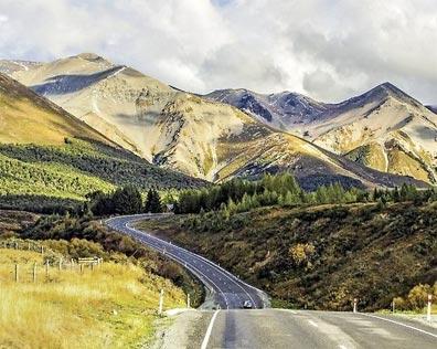 »Southern Explorer: Rundreise 7 Tage ab/bis Christchurch«