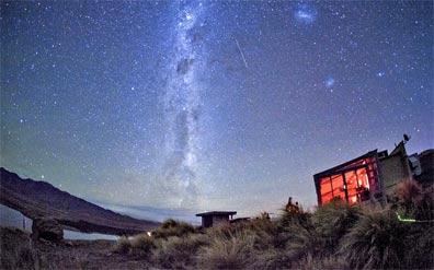 »Neuseeland natürlich entdecken: Stargazing Lake Tekapo«