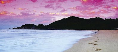 »Australien Metropolen und Strand: Strand bei Townsville«