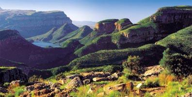 »Südafrika zum Verweilen: Blyde River Canyon«