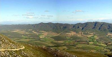 »Motorradreise Südafrika: Karoo - Route 62 - Garden Route«