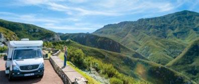 »Südafrika Rundreise: 14 Tage Entdeckungsreise per Campmobil«